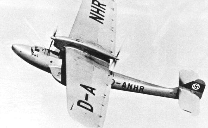 Primer vuelo del Dornier 18, desarrollo final delWal