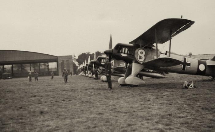 Nace la Luftwaffe
