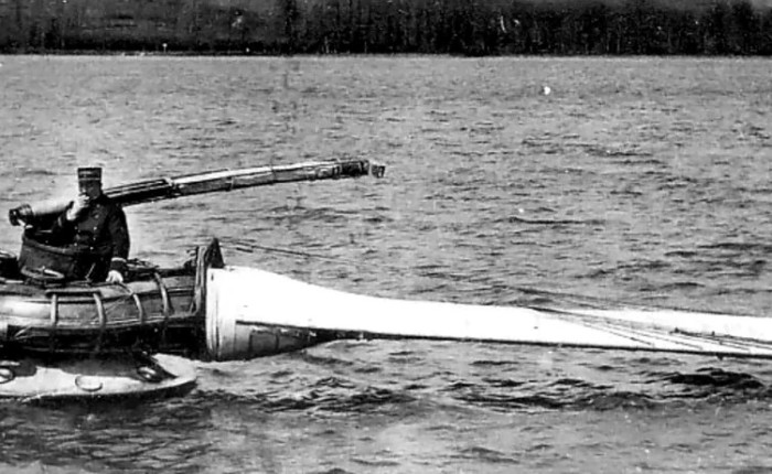 La corta vida del giróptero de Papin yRouille