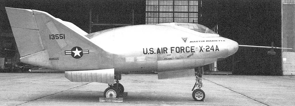 x-24a_side_view