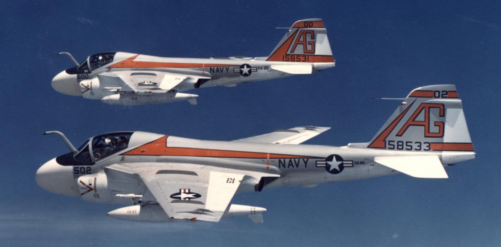 A-6 VA-65 Early A-6Es