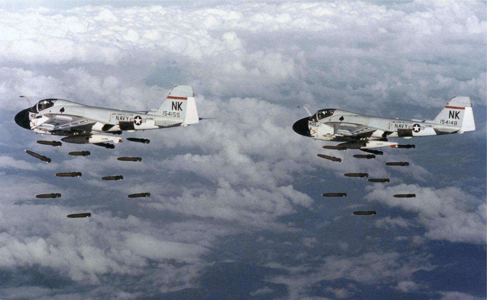 A 6A Intruders Vietnam 1968 01