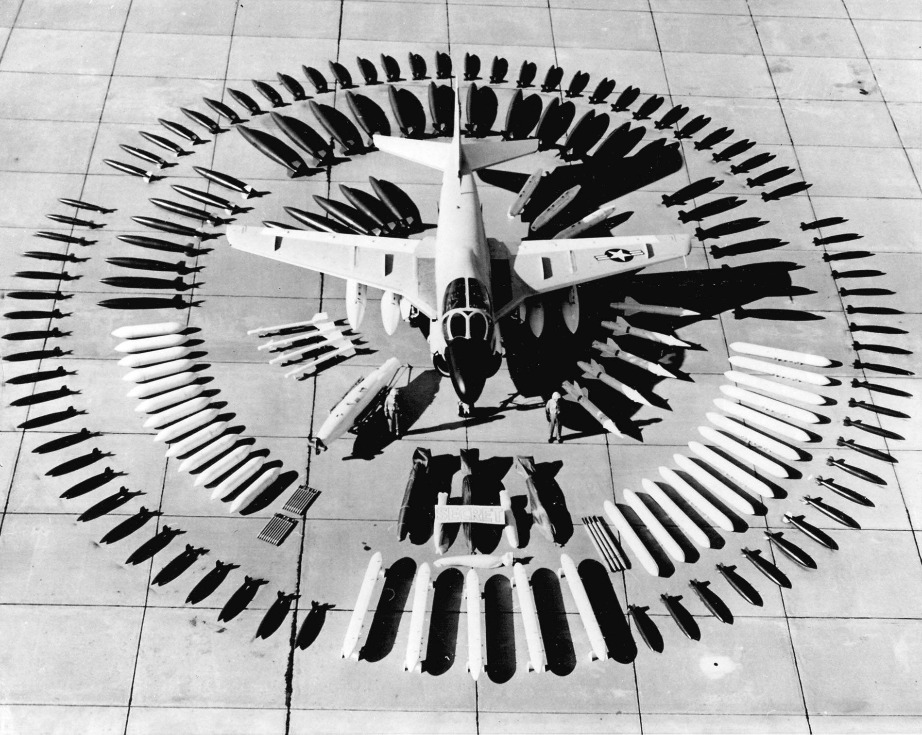 A2F-1_armament_NAN9-63