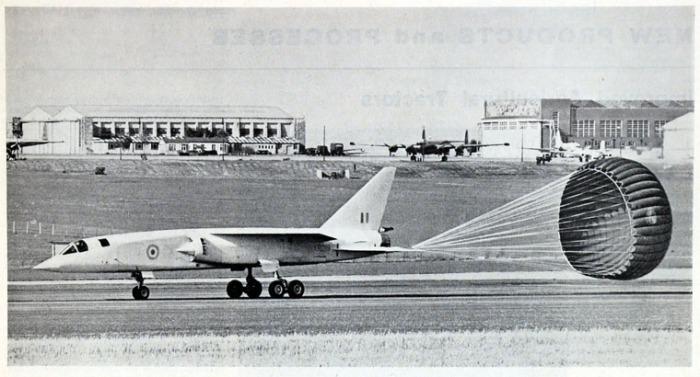 BAC-TSR_2 landing