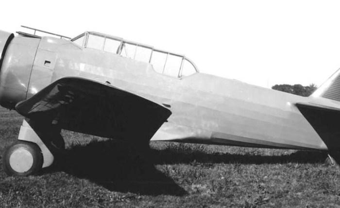 Vuela el NA-16, origen del T-6Texan