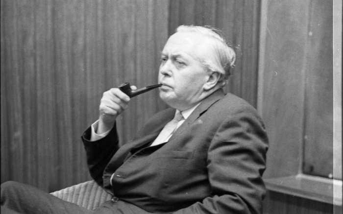 Harold Wilson Prime Minister