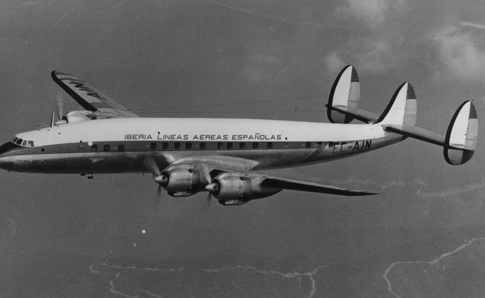 Lockheed Constellation, un nacimiento lleno deanécdotas