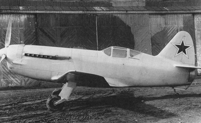 MiG I-250, propulsión mixta al modosoviético