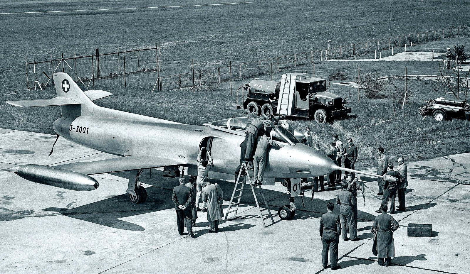 P-16 prototipo 1