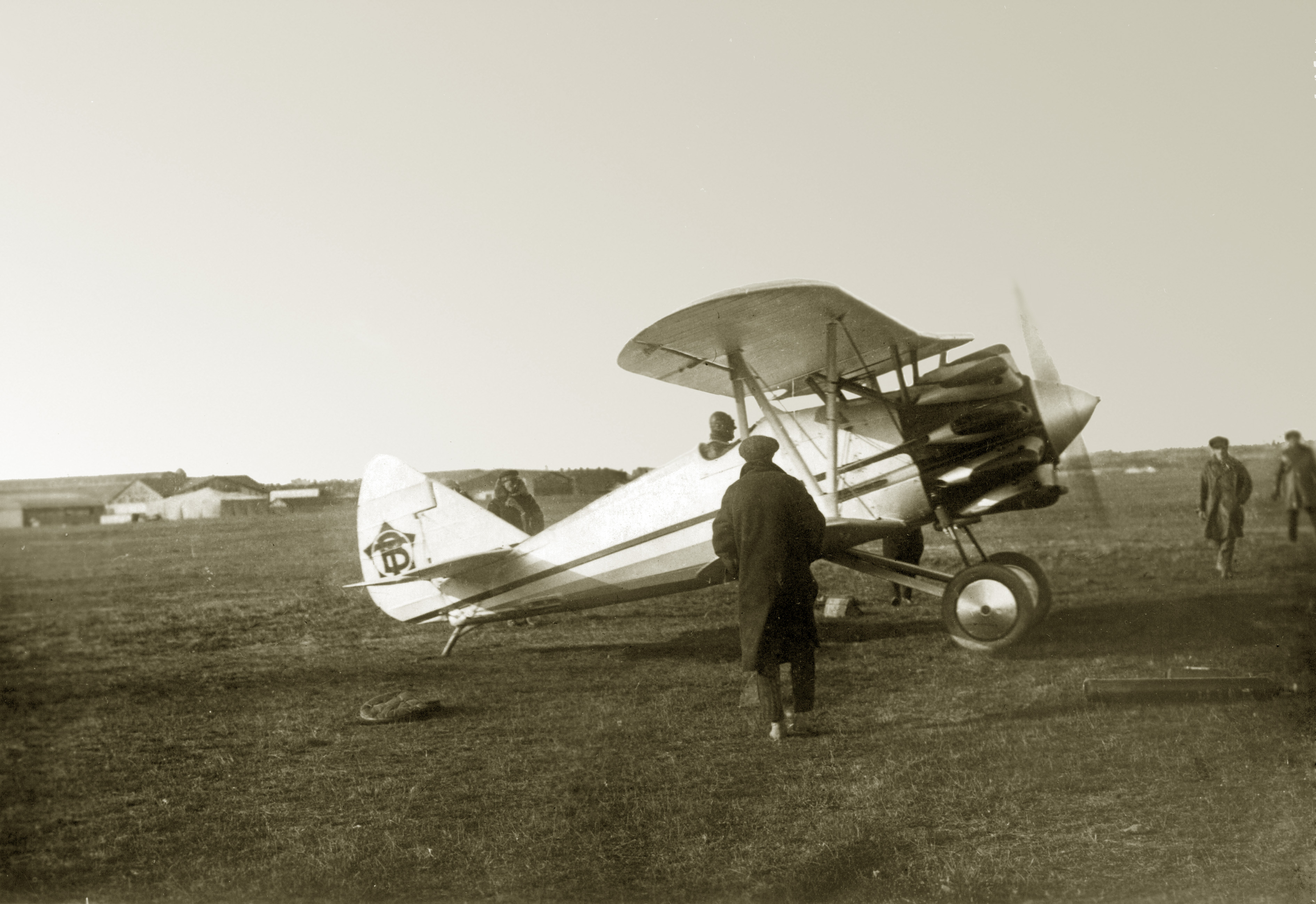 Polikrapov I-5 prototype