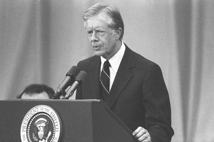 Presidente Jinny Carter