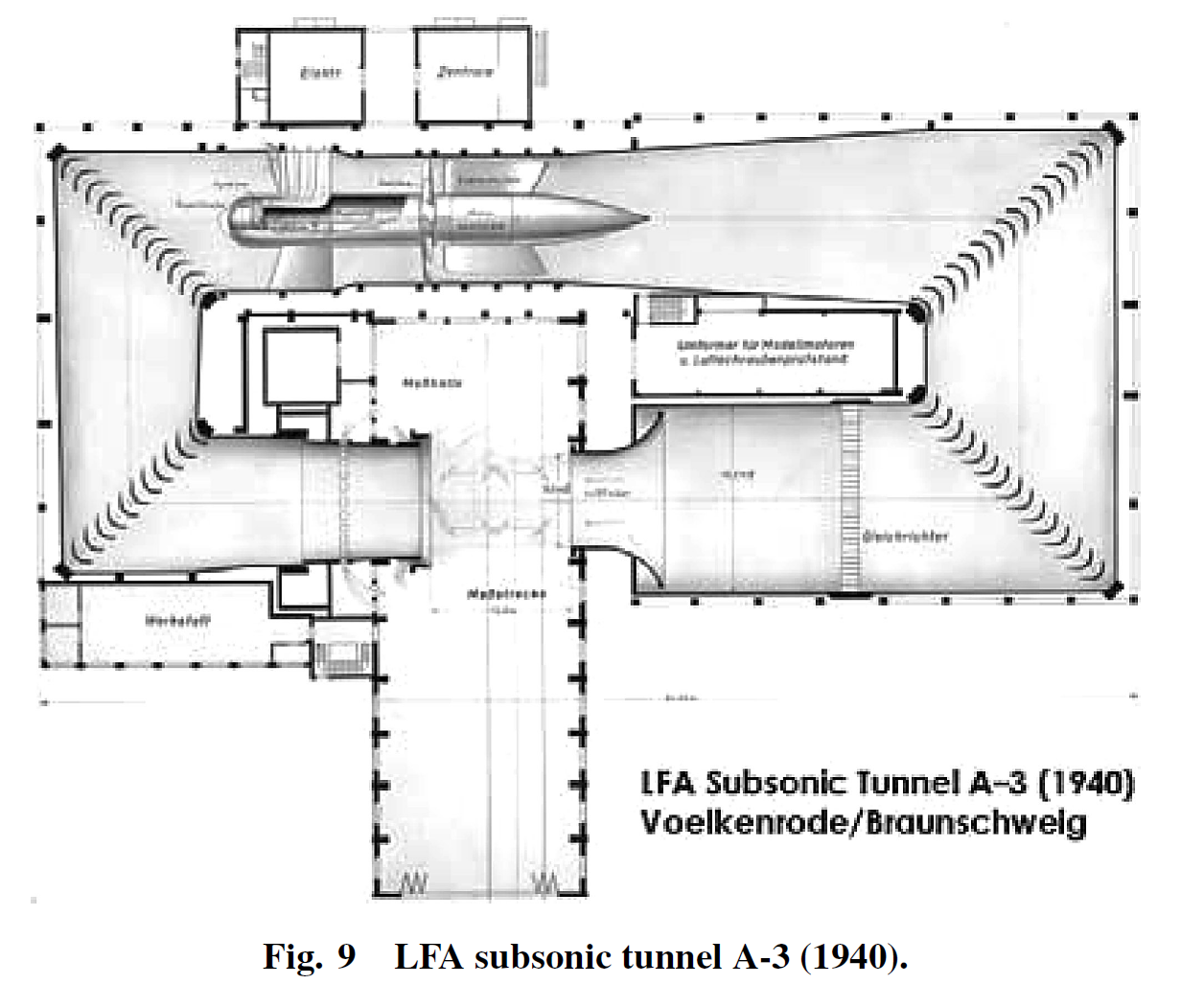 Tunel transonico A3