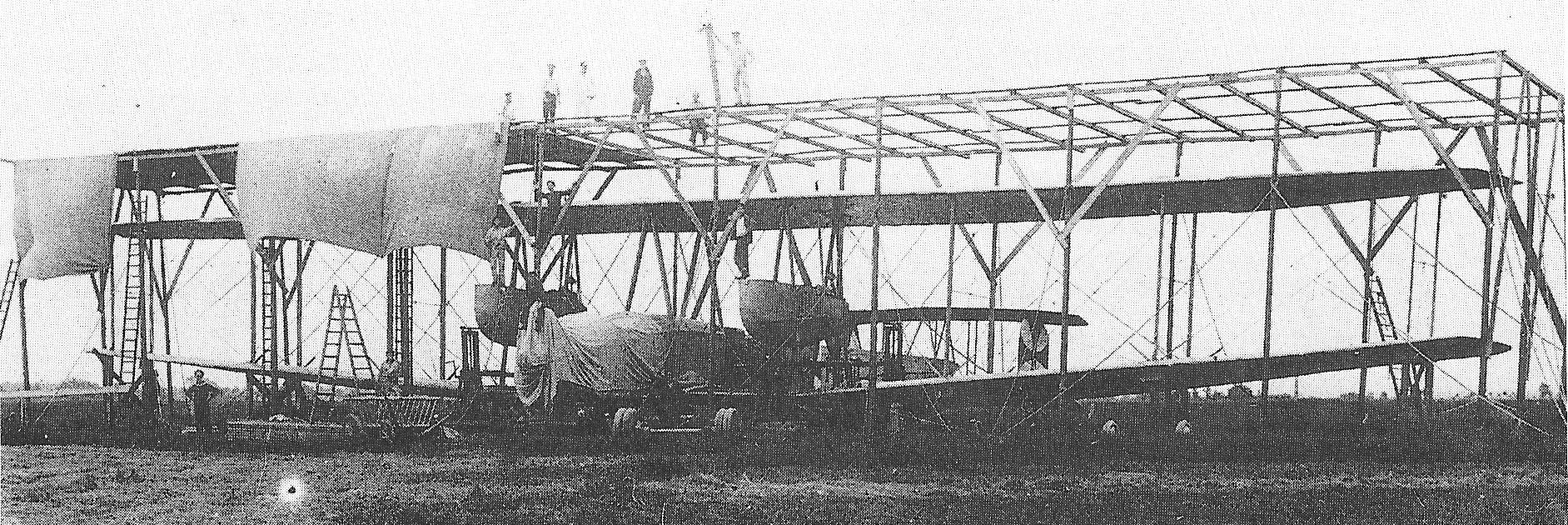 VGO 1 en reparación en Koningsberg