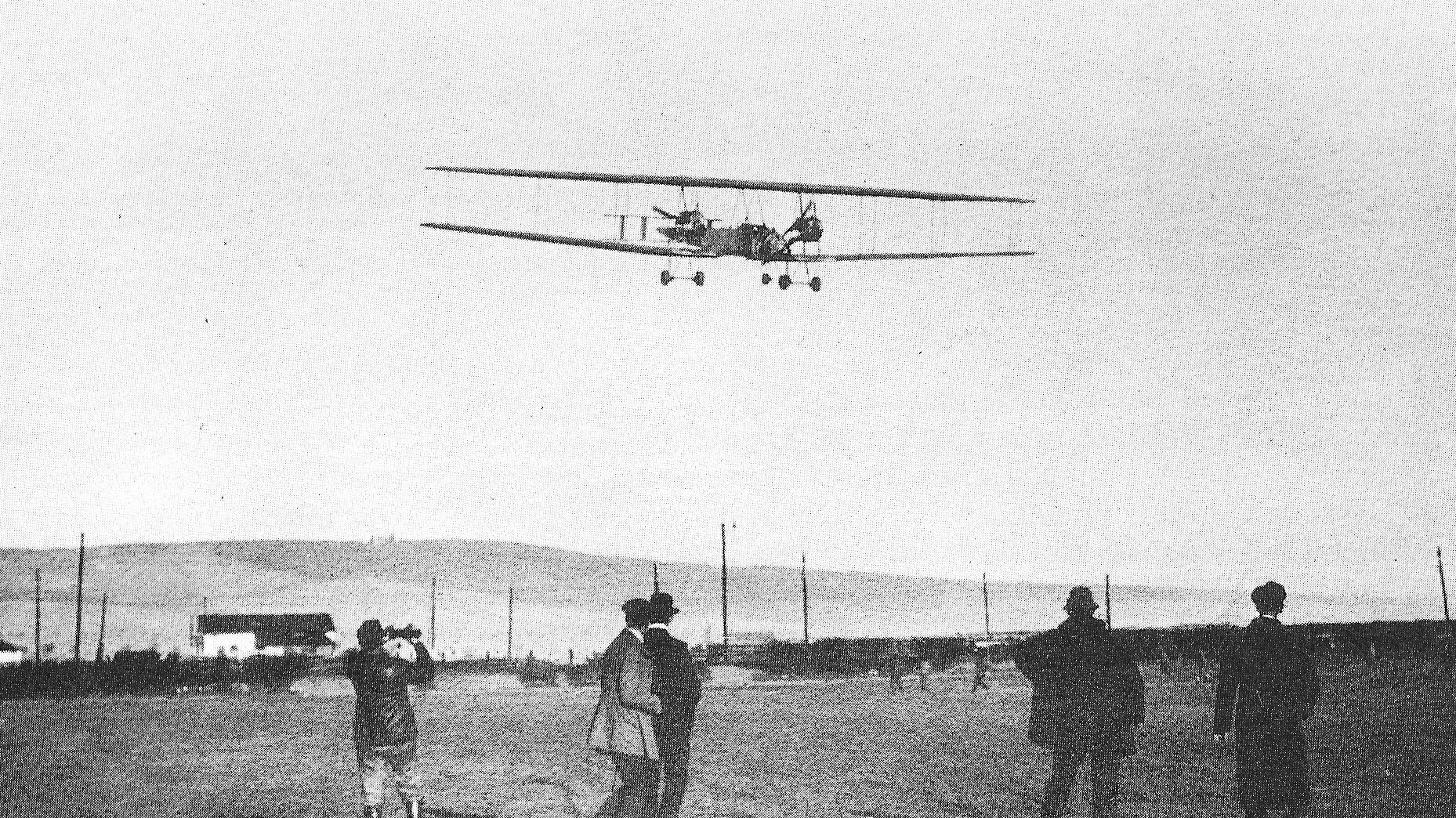 VGO 1 maiden flight
