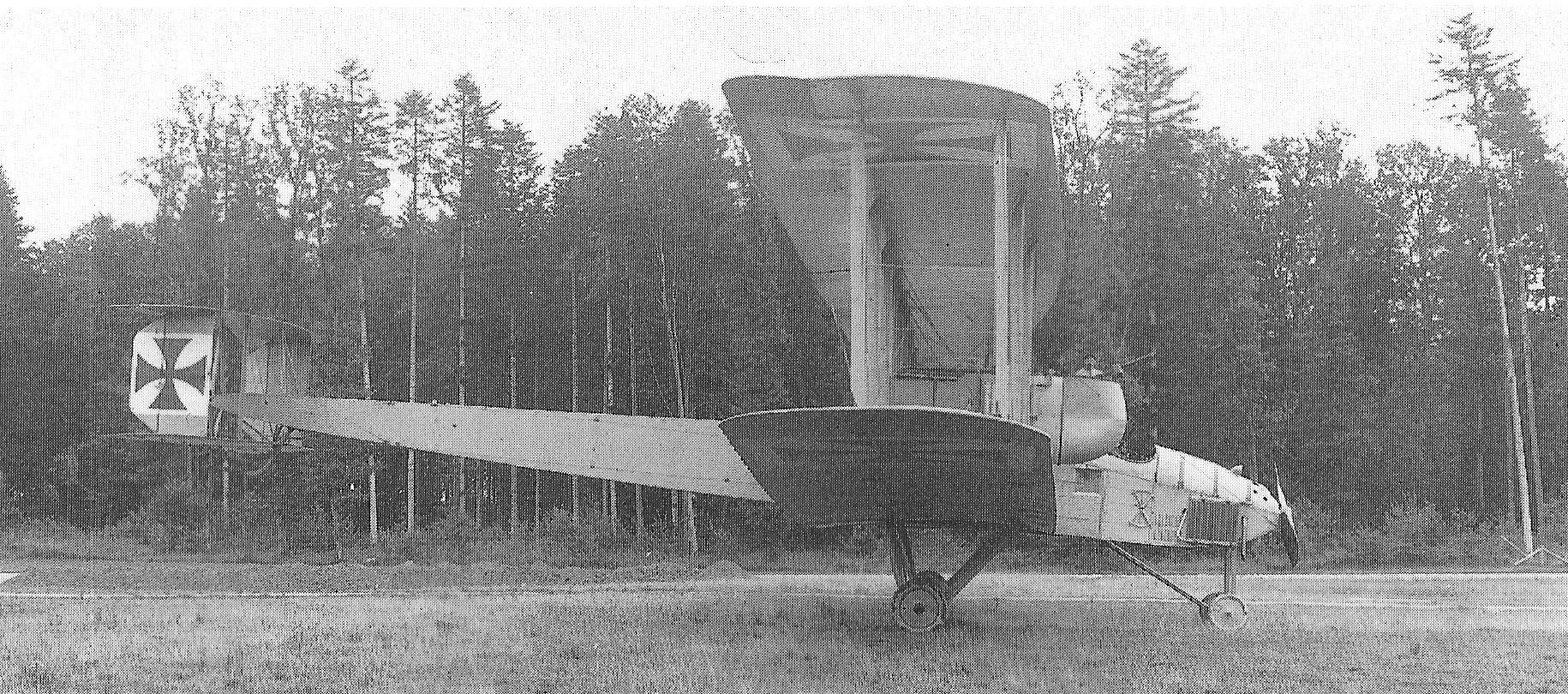 VGO 1 with new nacelles