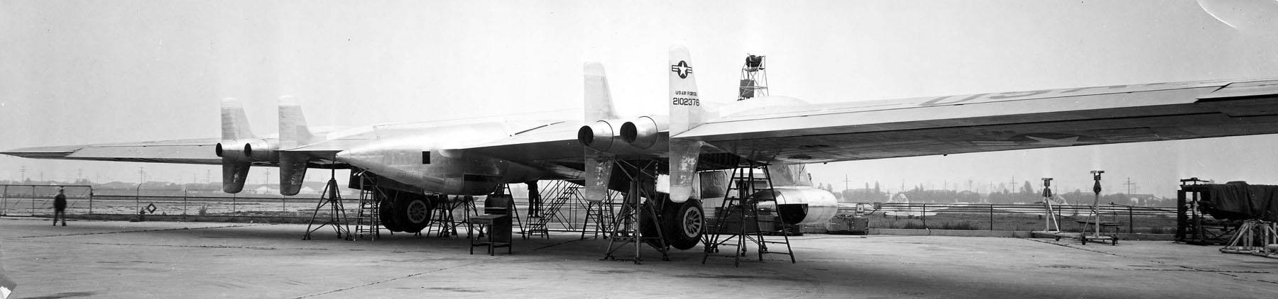 Northrop YRB-49A