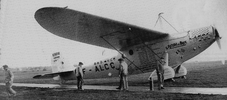 Blériot-110-Joseph-Le-Brix
