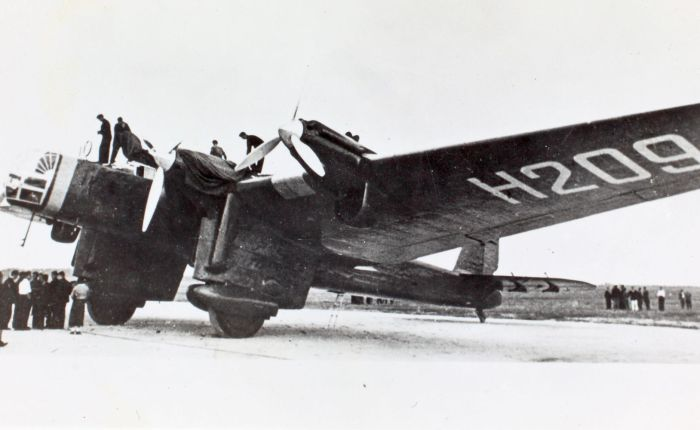 Bombardero pesado BolkhovitinovDB-A