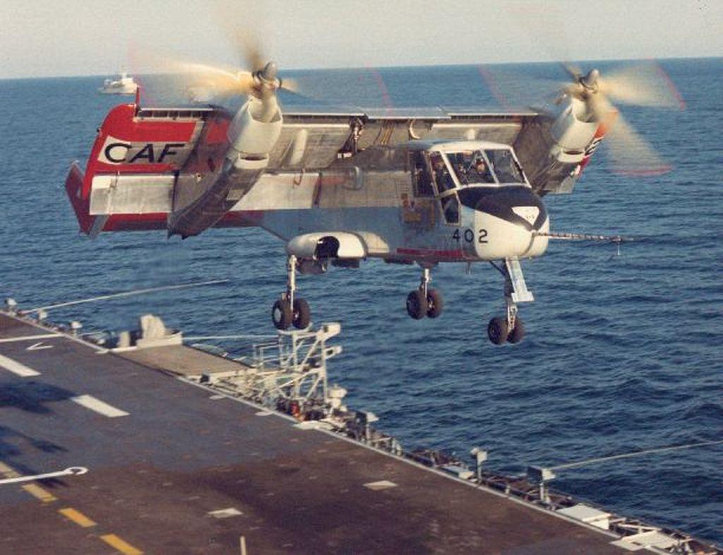 Canadair cl 84 a