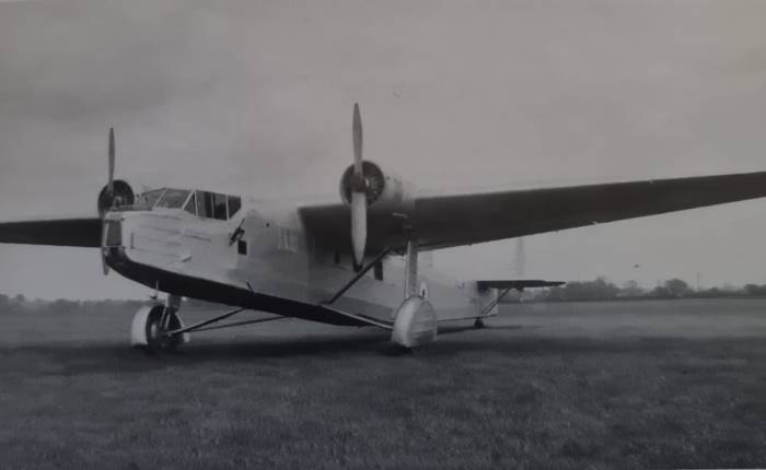 Handley Page Hp.51, de biplano amonoplano