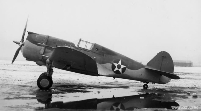 P-36C_camouflage_test_Maxwell_Field_1940