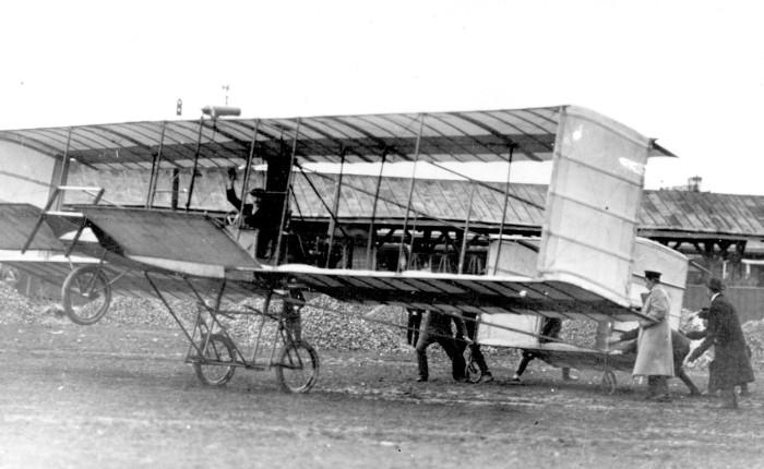 Primer vuelo en Cuba, y primeraccidente.