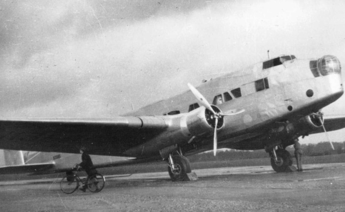 AW.23, origen delWhitley