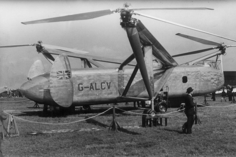 Cierva Air Horse G-ALCV