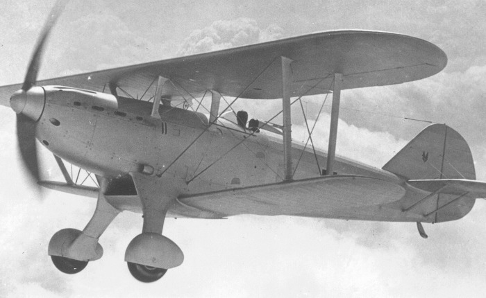 Fairey Fantome, un inglés en Bélgica, que llegó a laURSS
