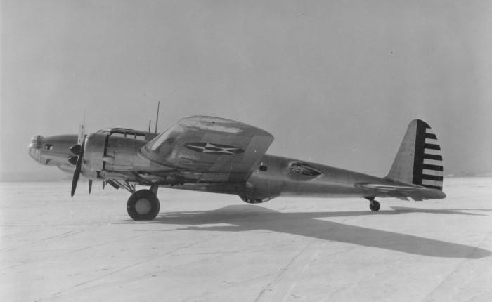 Boeing Modelo 299, la primera FortalezaVolante