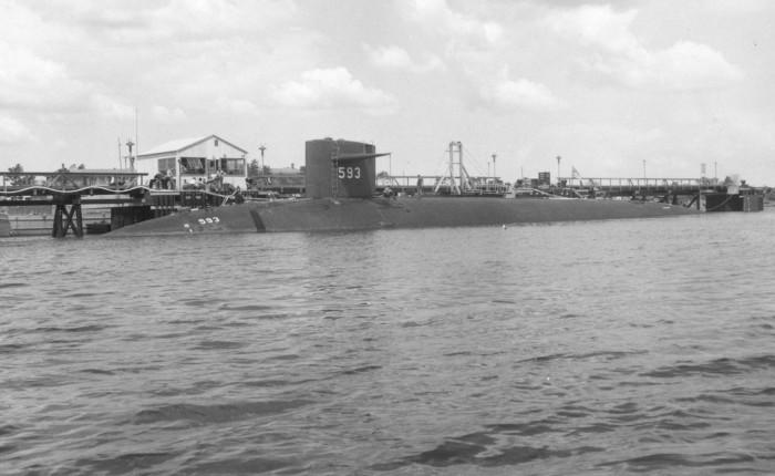 USS Thresher, un submarino que cambió muchascosas