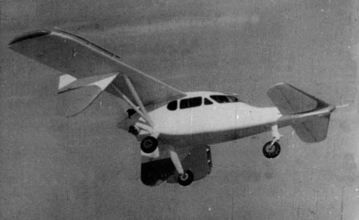 Vuela el MiG-8, un pato paraexperimentación