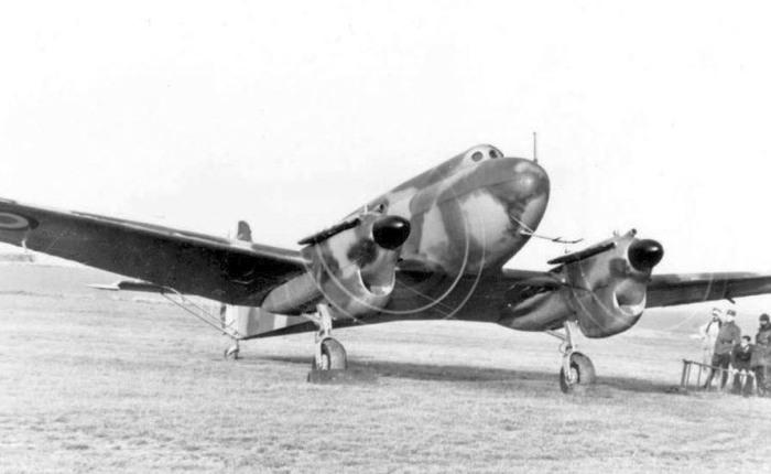 NC130, un avión de investigación a granaltura