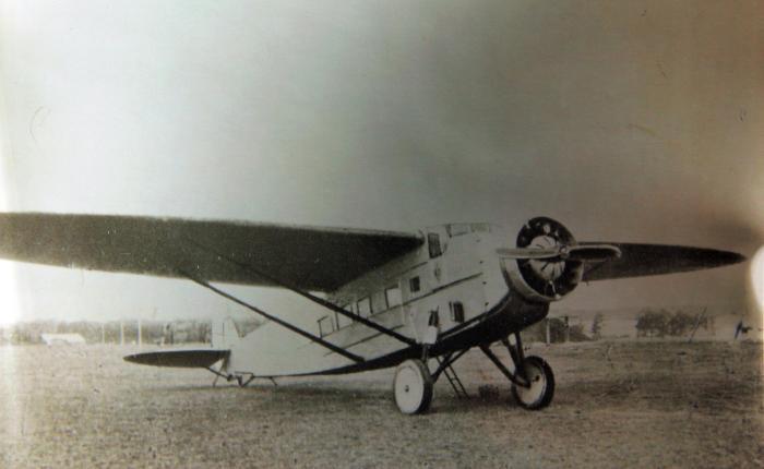 Kalinin K-5, el avión para todo deAeroflot