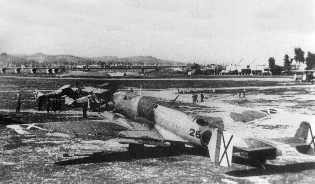 Ju 86A-1 Spain in 30